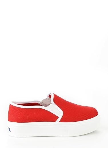Düz Topuklu Ayakkabı-Bambi